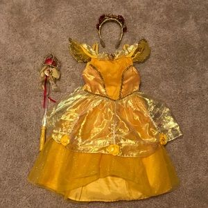 Disney Collection Belle Costume